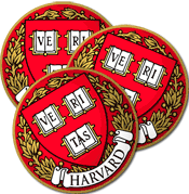 Harvard badges