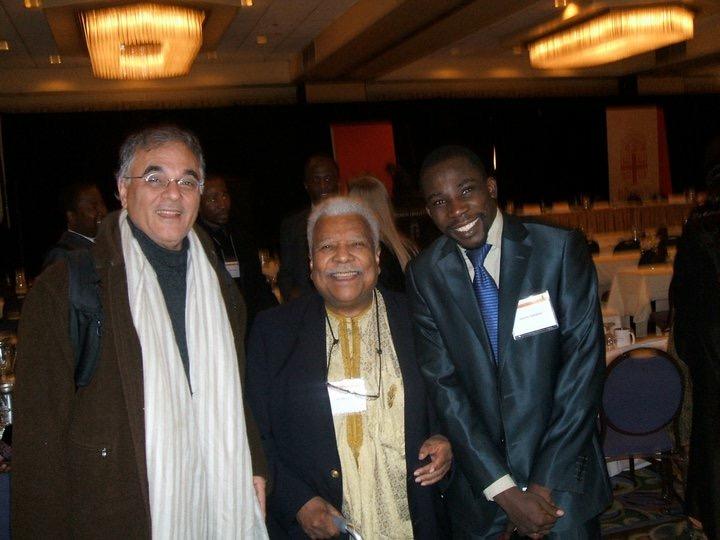 Aminu Gamawa at Brown University