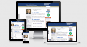medical malpractice law firm website