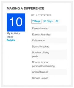 MyBO - Activity Tracker