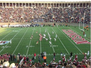 Harvard-Yale Football Game