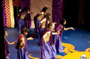 "The ""Nepali"" dance"