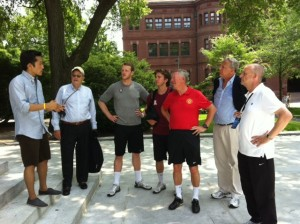 Harvard Tour for Manchester United