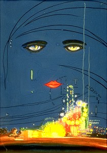 Cugat's Cover Art for The Great Gatsby