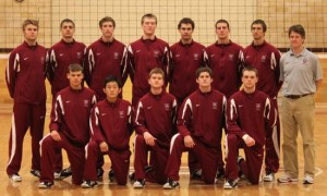 Harvard NCAA Division I Men's Varsity Volleyball, 2010-2011