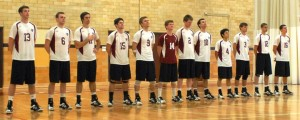 Harvard Men's Volleyball