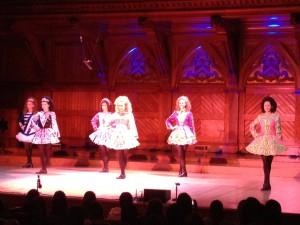 Corcairdhearg (Irish dancers)