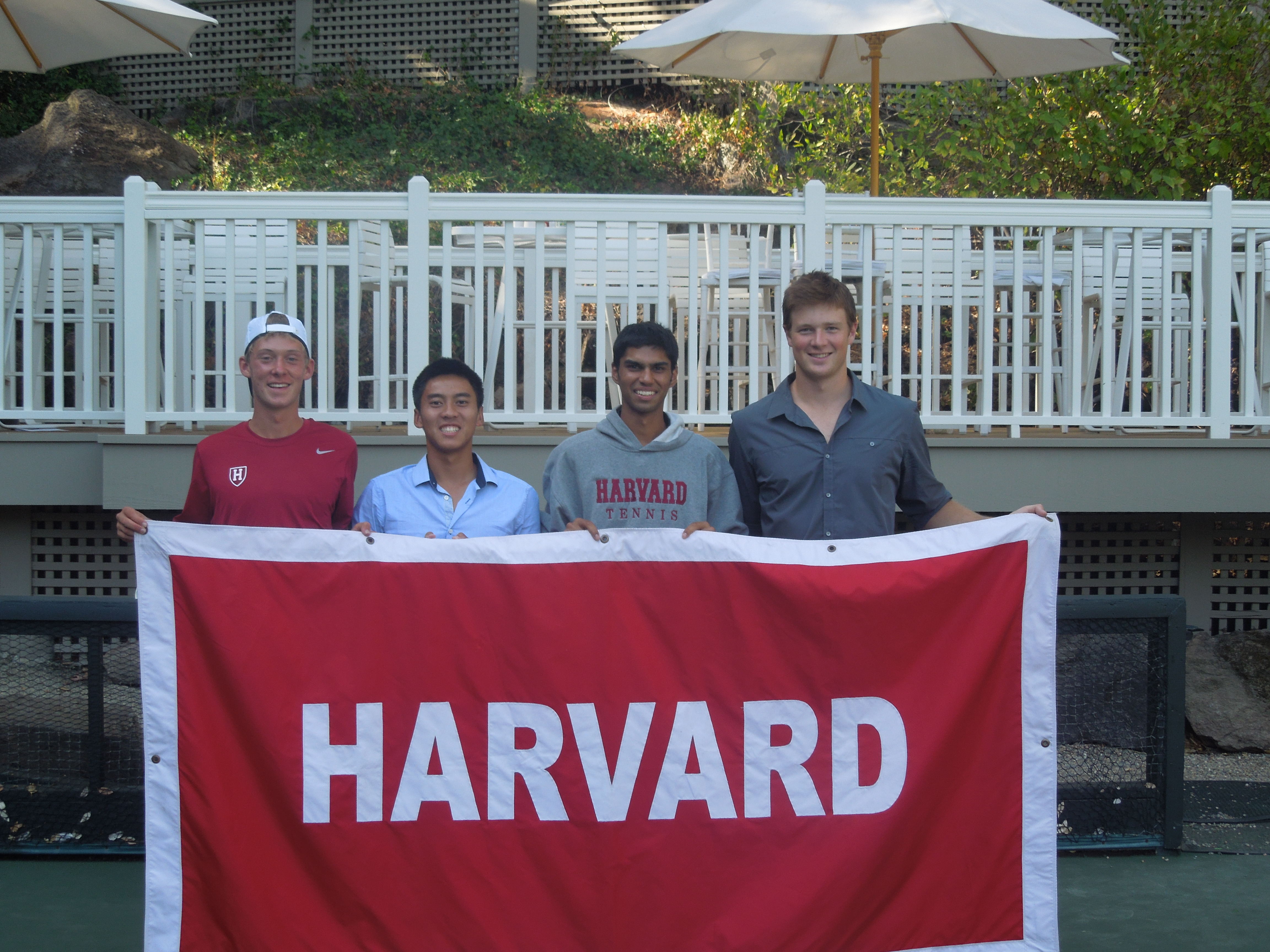 how to get admission in harvard college