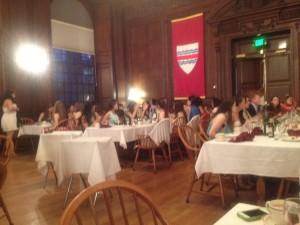 Charles Eliot Dinner