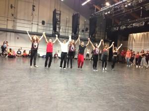Choreographers!