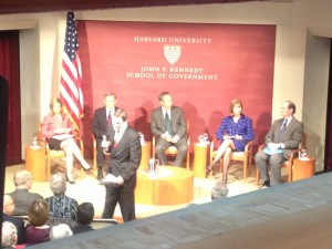 JFK Forum on the Economy