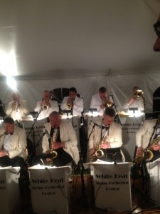live swing band