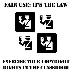 Fair Use Week 2015: Day Three with guest expert Laura Quilter ...