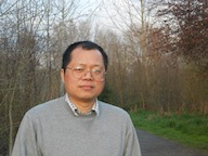 Photograph of Haijun Jin