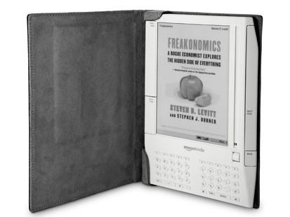 Amazon Kindle (image courtesy Amazon.com)