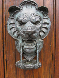 door knocker, beacon hill