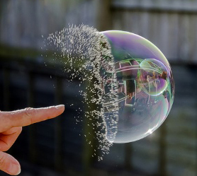 GDPR will pop the adtech bubble