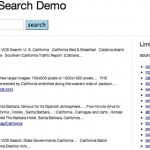 DPLA Vertical Search Demo