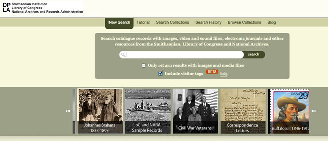 Digital Collaboration for America's National Collections