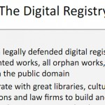 The Digital Registry