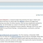 Searching Digital Collections
