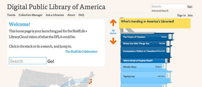 ShelfLife and LibraryCloud
