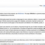 Wikicite – a Universal Citation platform