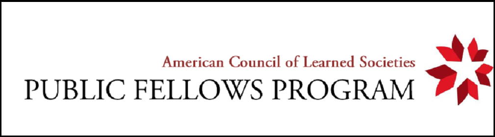 DPLA participates in 2013 American Council of Learned Societies Public Fellows Program