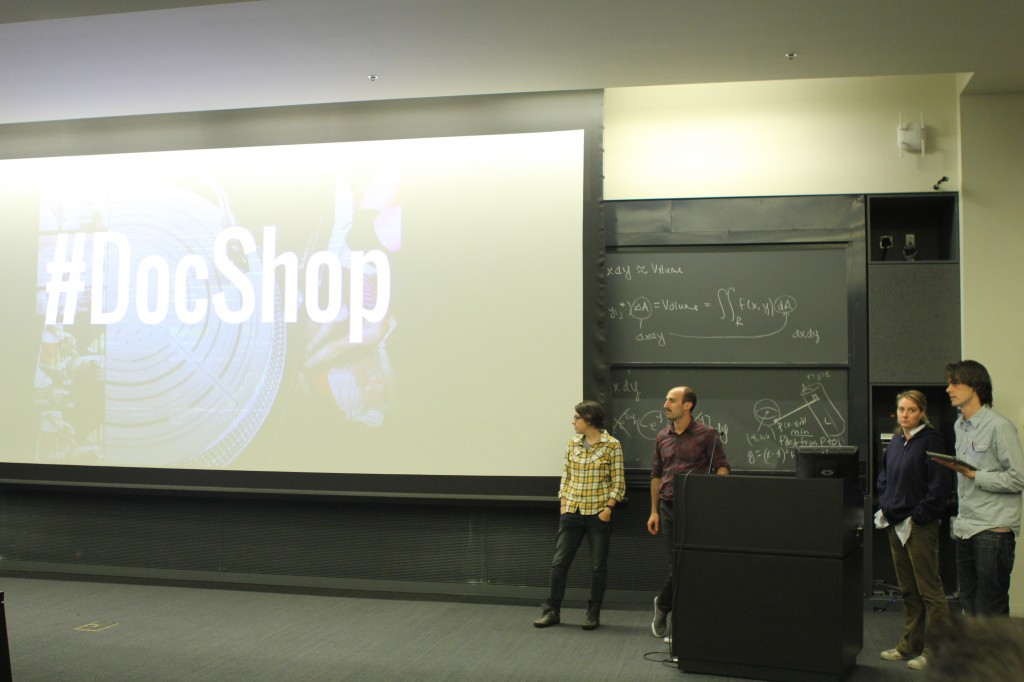 #DocShop team members talk about the nebulous definitions for interactive documentary filmmaking.