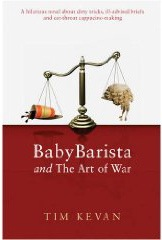 cover of Babybarista-and-the-Art-of-War