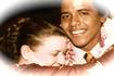 Obama&GrandmaDunham