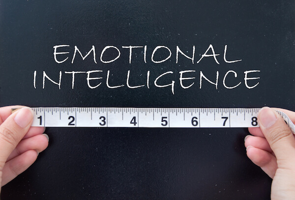 low emotional intelligence