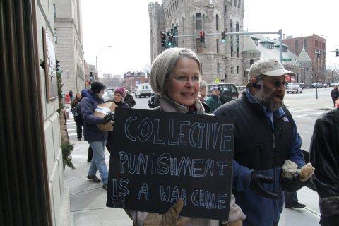 Collective Punishment is a War Crime