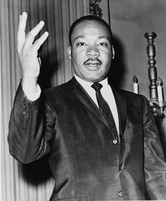 Martin Luther King [Library of Congress]