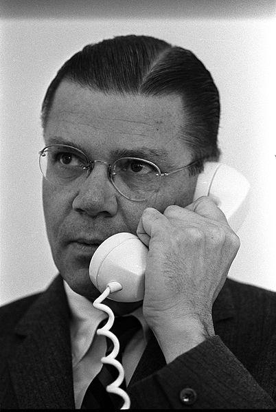 Robert McNamara 1964 {Yoichi R. Okamoto, White House Press Office (WHPO)}