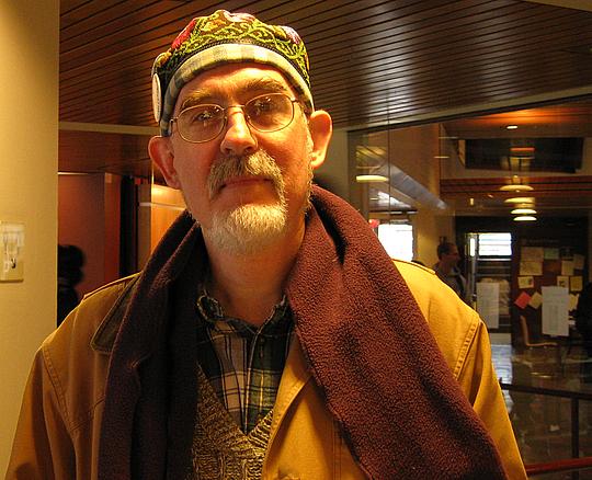David Fillingham of the Smedley Butler Brigade