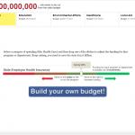Budget Game - MA