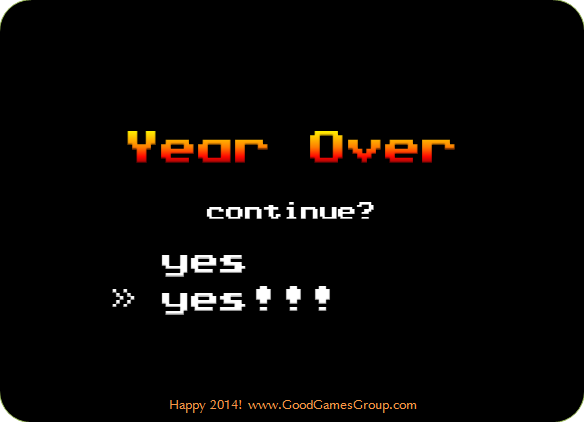 Year Over. Continue? yes. YES!!!