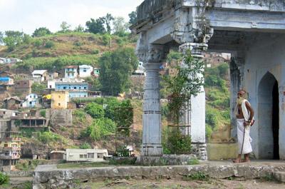 Temple, Omkareshwar