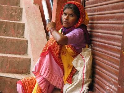 Woman, Omkareshwar