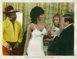 COFFY, Jack Hill, 1973, USA hand colored film still