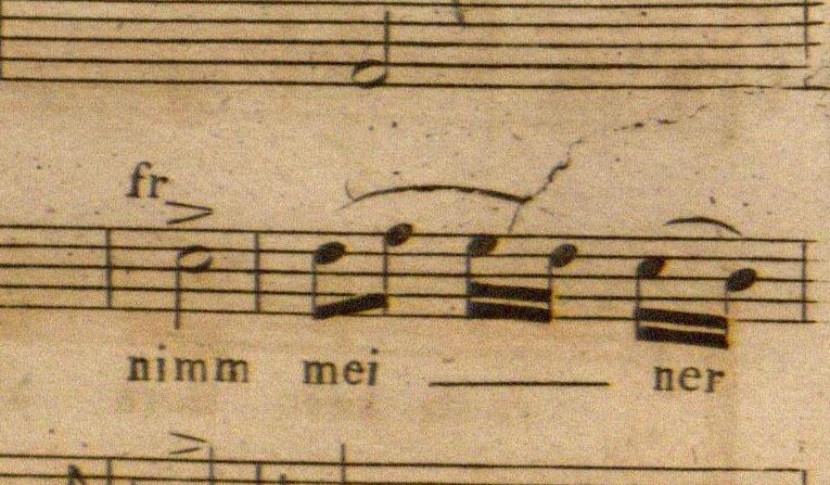 Der Freischutz, p.92, impression 1. 1.Harvard Theatre Collection M1503.W363 F7 1821 (C)