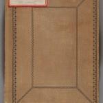 Theodore Roosevelt Scrapbook, Volume 10 cover