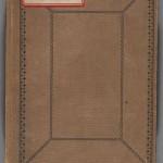 Theodore Roosevelt Scrapbook, Volume 11 cover