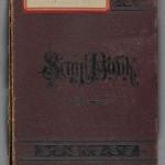 Theodore Roosevelt Scrapbook, Volume 3 cover