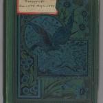 Theodore Roosevelt Scrapbook, Volume 7 cover