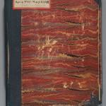 Theodore Roosevelt Scrapbook, Volume 9 cover