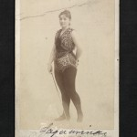 Photographs of theatrical performers, 1862-1982. MS Thr 710 (223).