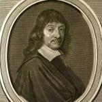 René Descartes. Engraving by Jacques Lubin, after Frans Hals. MS Hyde 77 (1.48.1)