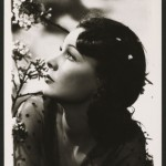 McBean, Angus, photograph of Vivien Leigh. MS Thr 581